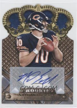 2011 Crown Royale Gold Signatures [Autographed] #168 - Nathan Enderle /499