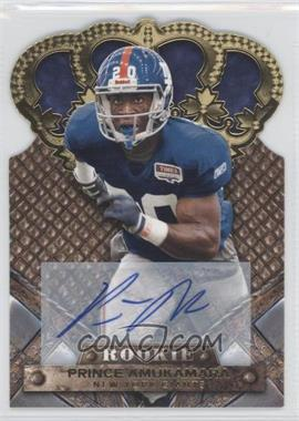 2011 Crown Royale Gold Signatures [Autographed] #175 - Prince Amukamara /499