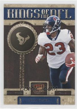 2011 Crown Royale Kings of the NFL #11 - Arian Foster