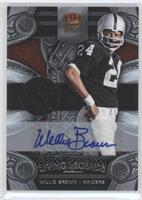 Willie Brown /25
