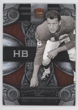 2011 Crown Royale Living Legends #14 - Frank Gifford