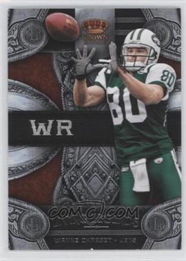 2011 Crown Royale Living Legends #19 - Wayne Chrebet