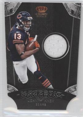 2011 Crown Royale Majestic Materials [Memorabilia] #1 - Johnny Knox /50