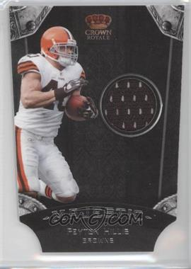 2011 Crown Royale Majestic Materials [Memorabilia] #10 - Peyton Hillis /299