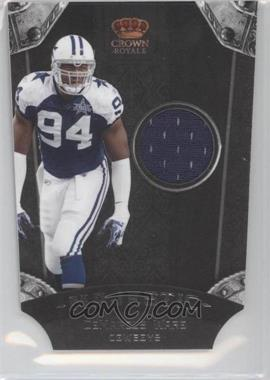 2011 Crown Royale Majestic Materials [Memorabilia] #13 - DeMarcus Ware /299