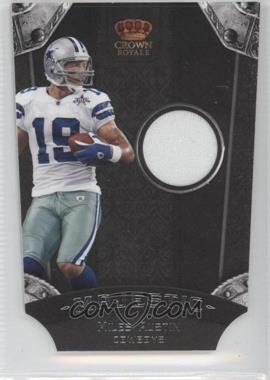 2011 Crown Royale Majestic Materials [Memorabilia] #14 - Miles Austin /299