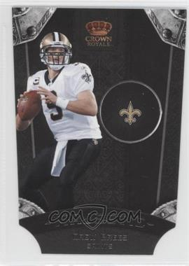 2011 Crown Royale Majestic #15 - Drew Brees