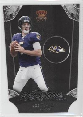 2011 Crown Royale Majestic #17 - Joe Flacco