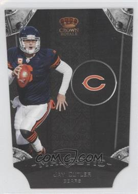 2011 Crown Royale Majestic #19 - Jay Cutler