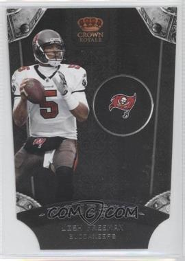 2011 Crown Royale Majestic #3 - Josh Freeman