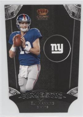 2011 Crown Royale Majestic #8 - Eli Manning