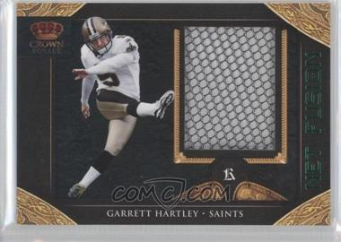 2011 Crown Royale Net Fusion #11 - Garrett Hartley