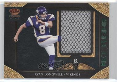 2011 Crown Royale Net Fusion #18 - Ryan Longwell