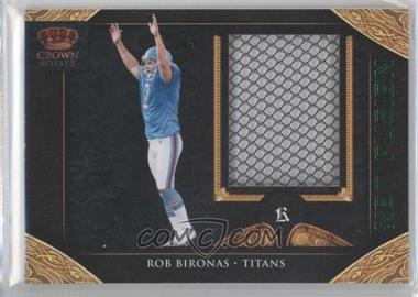 2011 Crown Royale Net Fusion #7 - Rob Bironas