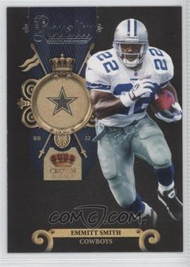 2011 Crown Royale Royalty #17 - Emmitt Smith