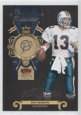 2011 Crown Royale Royalty #18 - Dan Marino