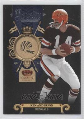 2011 Crown Royale Royalty #19 - Ken Anderson
