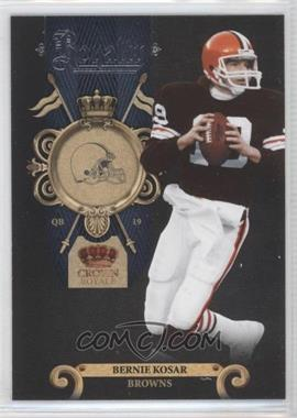 2011 Crown Royale Royalty #20 - Bernie Kosar