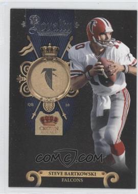 2011 Crown Royale Royalty #8 - Steve Bartkowski