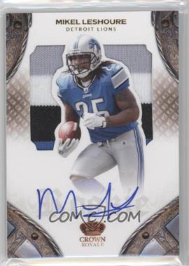 2011 Crown Royale #232 - Mikel Leshoure /299