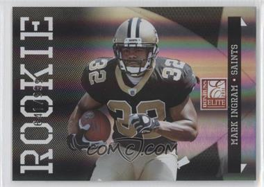 2011 Donruss Elite - [Base] #165 - Mark Ingram /999
