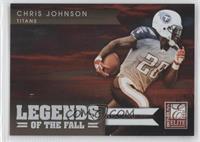 Chris Johnson /999