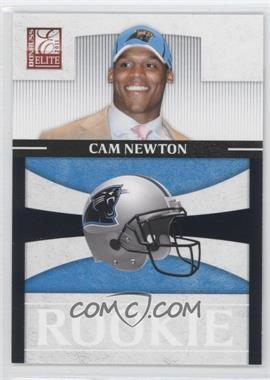 2011 Donruss Elite Rookies NFL Team Logo #30 - Cam Newton /999