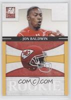 Jonathan Baldwin /999