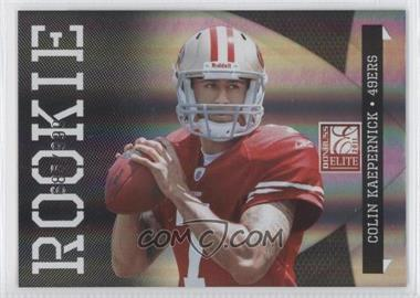 2011 Donruss Elite #120 - Colin Kaepernick /999