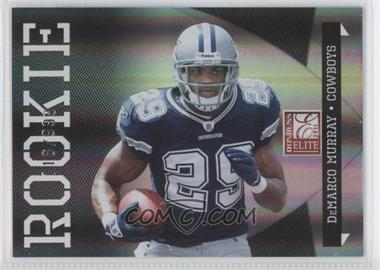 2011 Donruss Elite #133 - DeMarco Murray /999