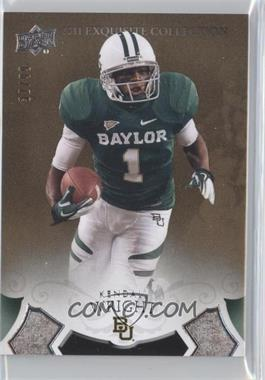 2011 Exquisite Collection - 2012 Rookies #ER-KW - Kendall Wright /99