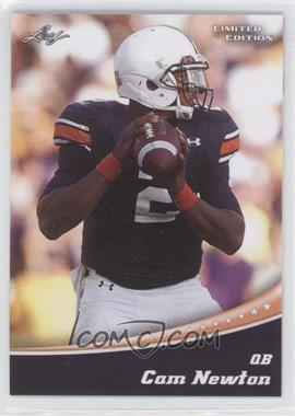 2011 Leaf Draft Limited Edition #4.1 - Cam Newton