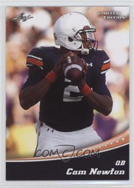 2011 Leaf Draft Limited Edition #4.1 - Cam Newton