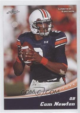 2011 Leaf Draft Limited Edition #4.2 - Cam Newton