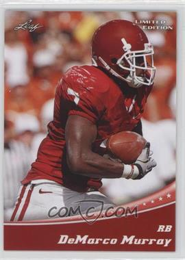 2011 Leaf Draft Limited Edition #8 - DeMarco Murray