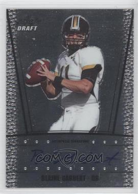 2011 Leaf Metal Draft - [Base] #RC-BG1 - Blaine Gabbert