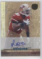 Ronald Johnson /25