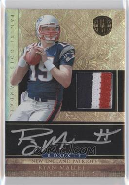 2011 Panini Gold Standard #274 - Ryan Mallett /325