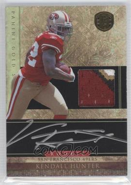 2011 Panini Gold Standard #281 - Kendall Hunter /525