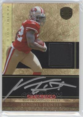 2011 Panini Gold Standard #281 - Kendall Hunter /525