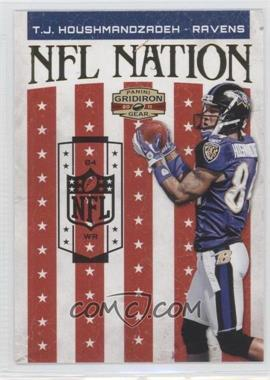 2011 Panini Gridiron Gear - NFL Nation - Gold #14 - T.J. Houshmandzadeh /100
