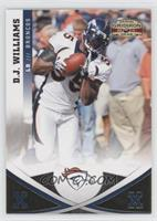D.J. Williams /100