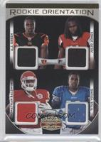 Titus Young, A.J. Green, Jonathan Baldwin, Julio Jones /150