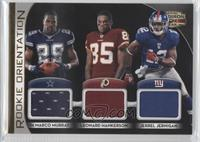 DeMarco Murray, Jerrel Jernigan, Leonard Hankerson /250