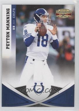 2011 Panini Gridiron Gear #39 - Peyton Manning