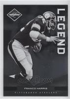Legends - Franco Harris /499