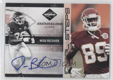 2011 Panini Limited - Initial Steps - Signatures [Autographed] #17 - Jonathan Baldwin /50