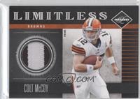 Colt McCoy /10