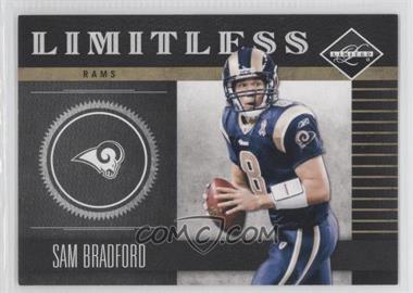 2011 Panini Limited - Limitless #15 - Sam Bradford /249