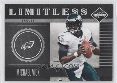 2011 Panini Limited - Limitless #3 - Michael Vick /249